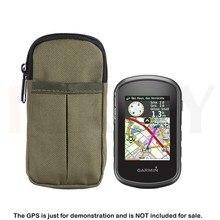 Многофункциональный Молл Военная Сумка-пояс переносной защиты водонепроницаемый нейлон чехол для пеших GPS Garmin Etrex touch 25 35