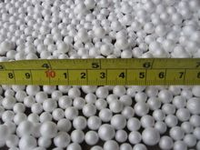 3-5 mm High Density Foam Pillow Styrofoam Particles Toys Lazy Sofa or Beanbag Snow Particle Fillers 150g/pices