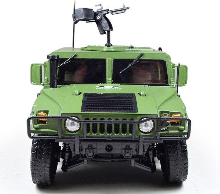 ФОТО Original Box 1:18 alloy hummer car field model of the brave warrior