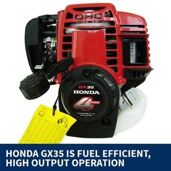 цена на Gasoline 4 stroke engine petrol for brush cutter GX35 engine 35.8cc CE