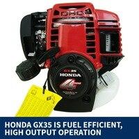 Gasoline 4 stroke engine petrol for brush cutter GX35 engine 35.8cc CE