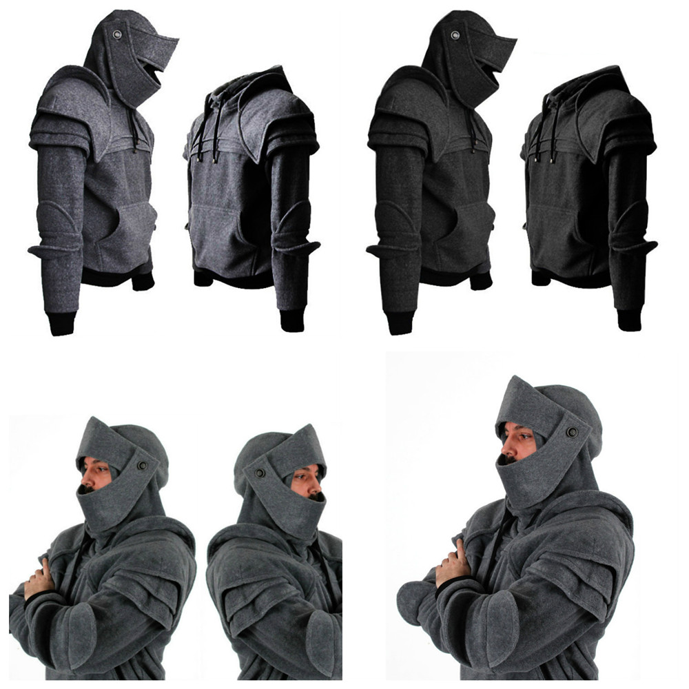 Moon Knight Marc Spector Costumes Moon Knight 3D Printed Sweatshirt Sweater Cosplay Game Anime Cartoon hooded sweater Jackets