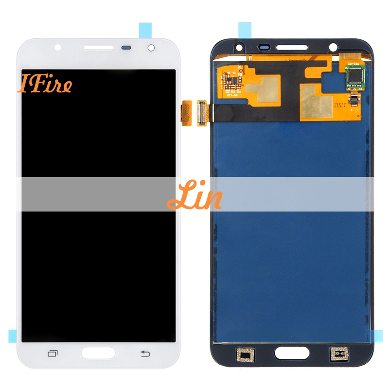 10pcs IFire J701F lcd for sam sung galaxy J7 nxt J701F J701M j701 J7 neo J7 lcd display touch screen digitizer Assembly free DHL
