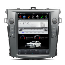 ROM 64G 10.4″ Android Fit TOYOTA Corolla 2007 2008 2009 2010 2011 2012 Car DVD Player Navigation GPS Radio