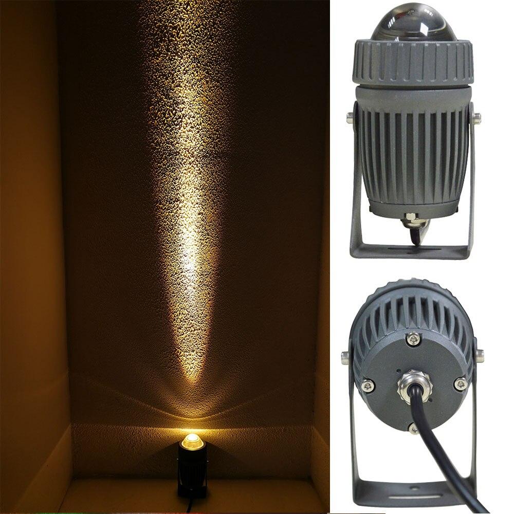 Nouveau style prix usine led pelouse lumière avec six couleur et étanche IP 65 led jardin lumière décoration éclairage pour jardin lampe