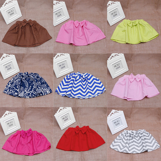 Baby Mini Bubble Tutu Skirt