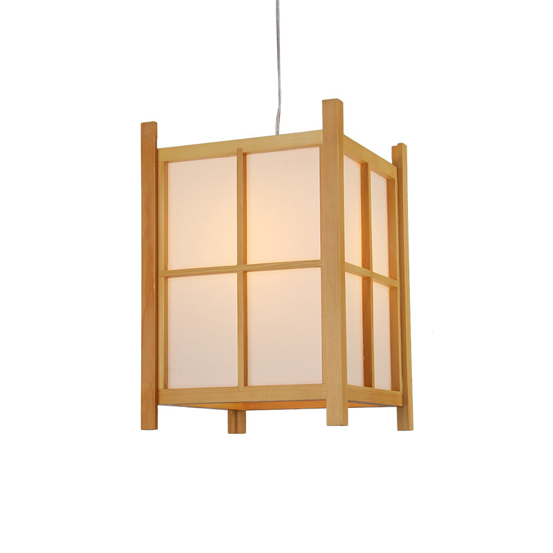 Modern Wooden pendant lights for living room dining room bedroom study leisure bar home lighting pendant lamps ZA a1 master bedroom living room lamp crystal pendant lights dining room lamp european style dual use fashion pendant lamps