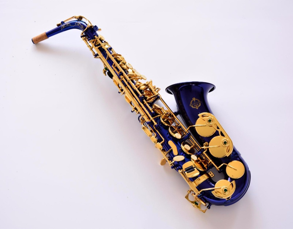 blue alto saxophone promotionshop for promotional blue