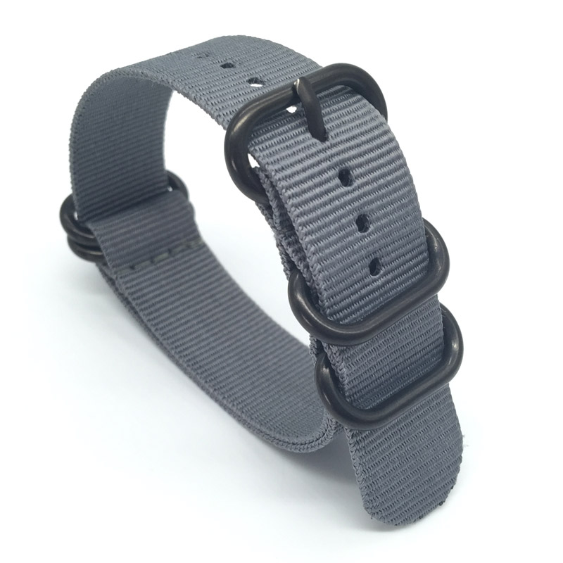 Venta caliente moda alargada Suunto Core Nylon Strap Band Kit w Lugs - Accesorios para relojes - foto 3