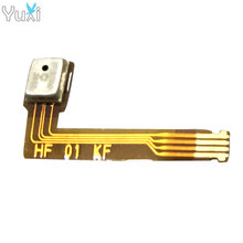 цена на YuXi 1ps Mic Microphone Flex Cable For Nintendo For 3DS 3DS XL LL Replacement Parts
