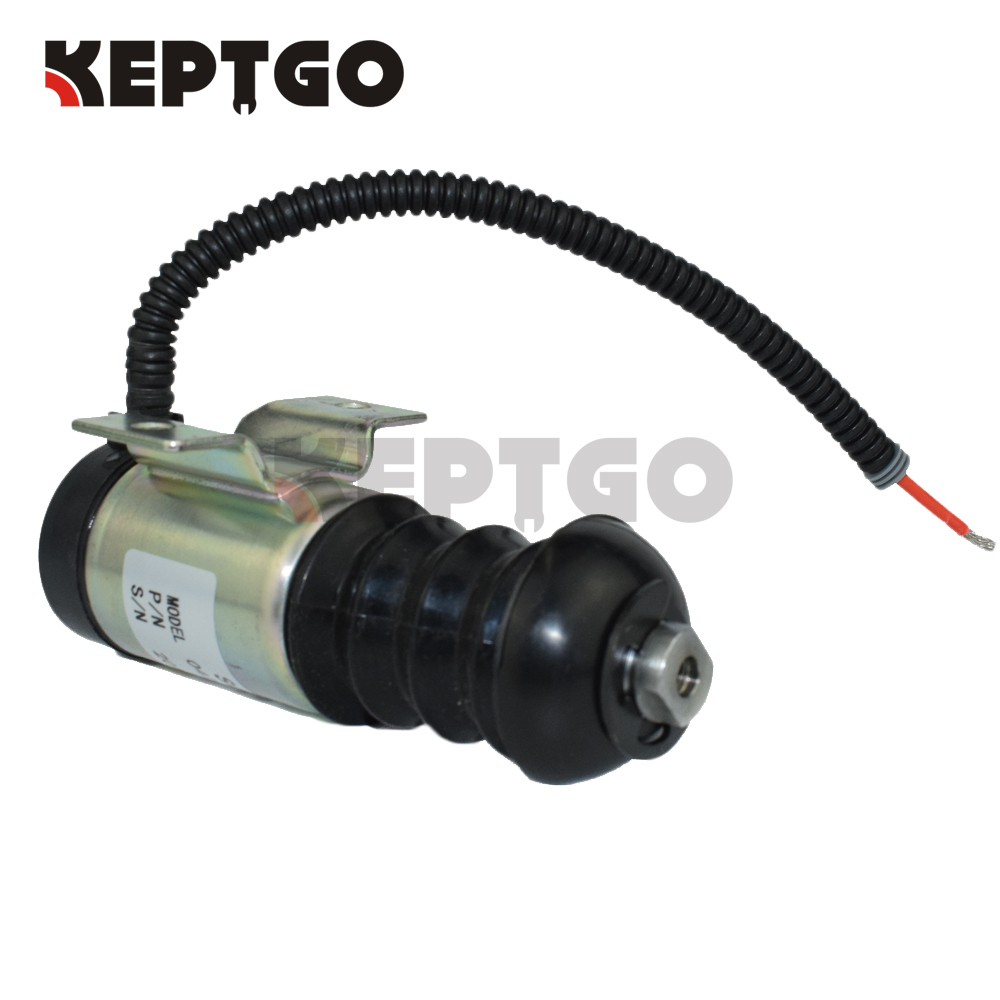 0423 4373 / 04234373, 35DZS1E2, 04233841 / 0423 3841, 12v Shut Off Solenoid Valve For Deutz Engine 912 / 913 / 9140423 4373 / 04234373, 35DZS1E2, 04233841 / 0423 3841, 12v Shut Off Solenoid Valve For Deutz Engine 912 / 913 / 914