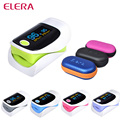 Digital finger oximeter, OLED pulse oximeter display pulsioximetro SPO2 PR oximetro de dedo,oximeter a finger with carrying case