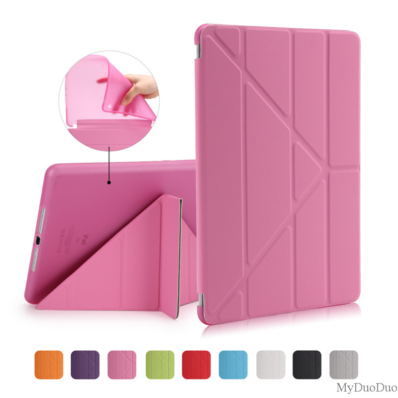 4-Fold Tablet Case For Ipad 2017 9.7