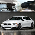 For BMW 4 seire 435i ZHP Coupe 2015 Car wifi DVR Driving Video Recorder hidden type Novatek 96655 dashcam Car black box