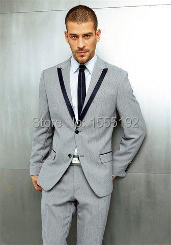 Online Get Cheap Grey Prom Suits -Aliexpress.com | Alibaba Group