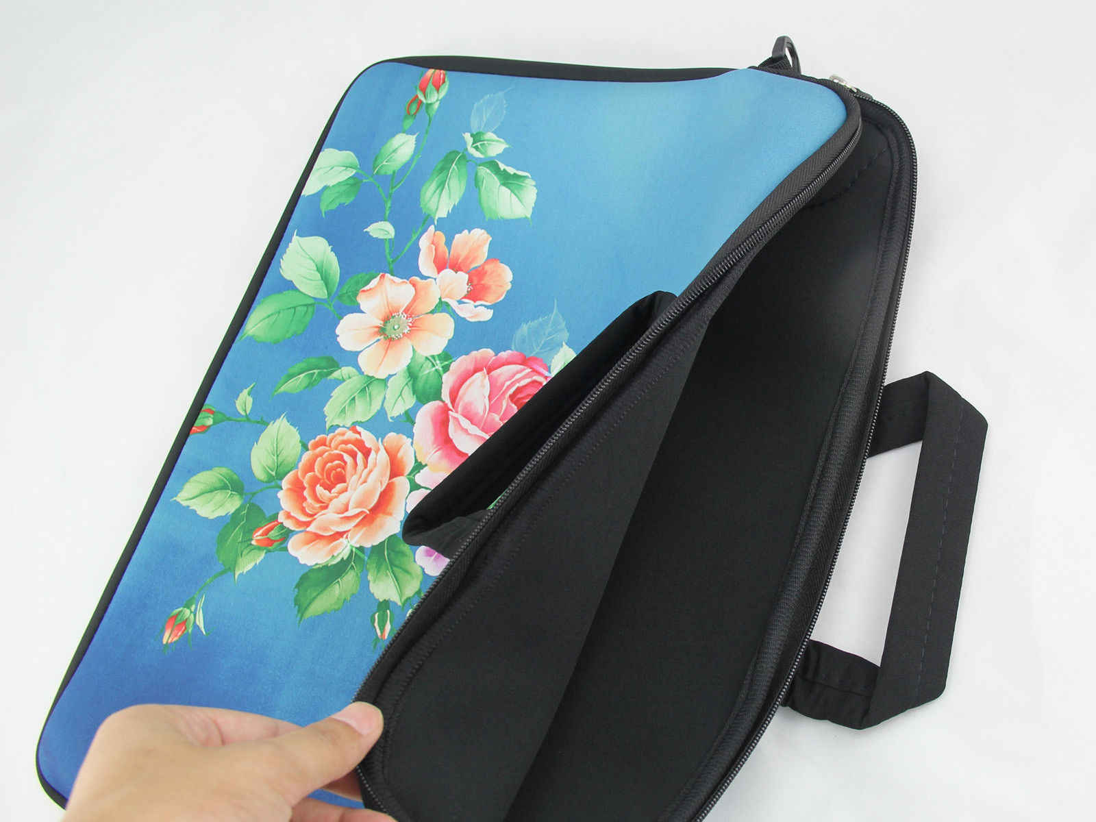 Pug Hond 11.6 13.3 15.4 17 15 Laptop Mouw Schouder Macbook 13 11 Nieuwe 12 Notebook Tas voor Macbook Pro Retina 13 15 Case