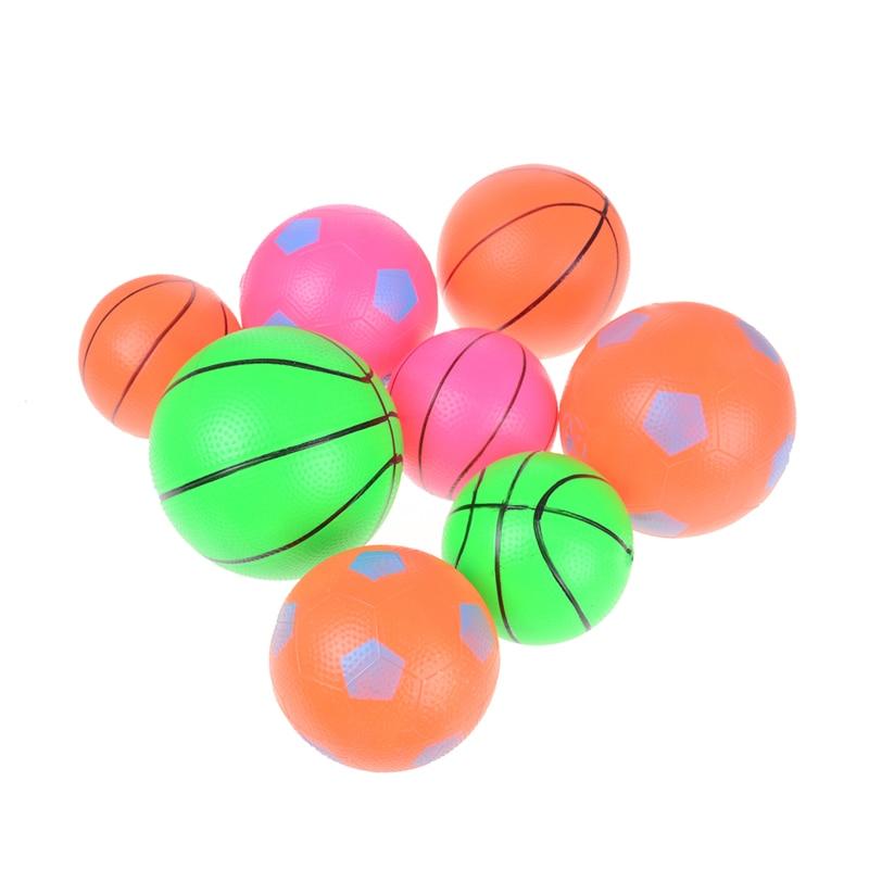 1 Pcs 12 Cm, 20 Cm Heißer Verkauf Baby Kinder Strand Pool Spielen Ball Aufblasbare Kinder Gummi Pädagogisches Weiche Learning Spielzeug Top Wassermelonen