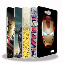 Hot selling Luxury UV Print Hard Phone Case Back Cover for Oukitel C3 Case Fashion Captain America Painting cases Free Shipping