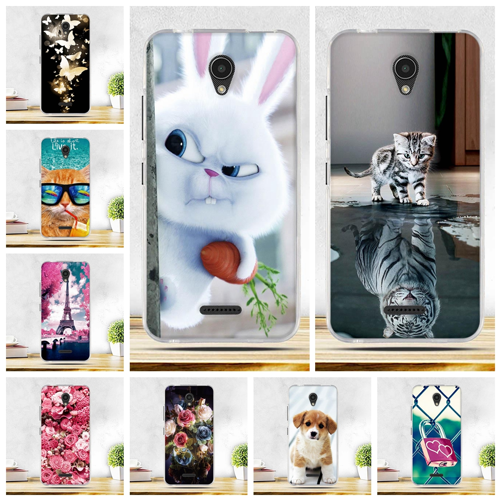 Case For Lenovo Vibe B A2016 A1010 A20 A Plus APlus A1010a20 A 1010 A2016A40 Case Soft TPU Phone Cover For Lenovo A1010 Bags