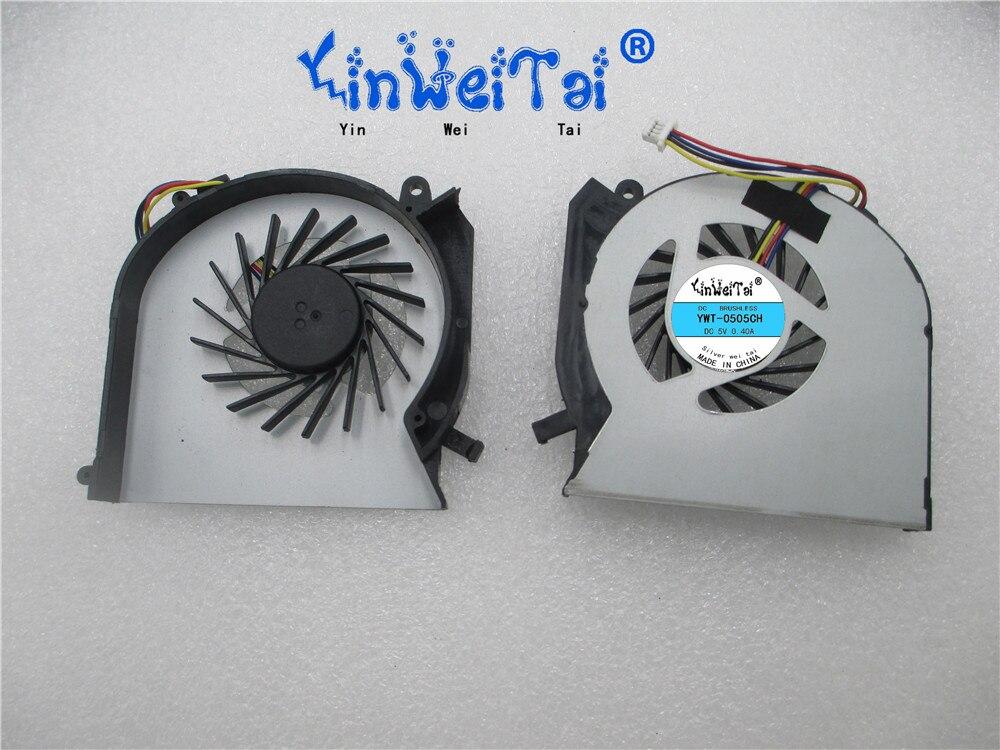 цена на new cpu cooling fan for HP Pavilion DV6 DV6-7000 DV7 DV7-7000 fan DFS481305MC0T FBAV 682061-001 682060-001 MF75090V1-C100-S9A