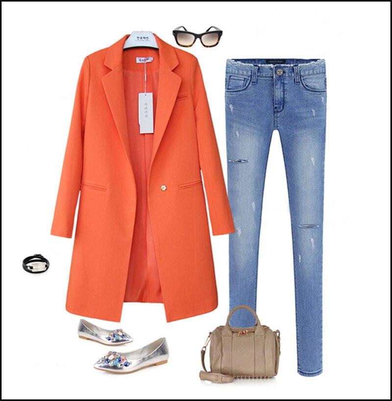 Spring Autumn Blazers 5