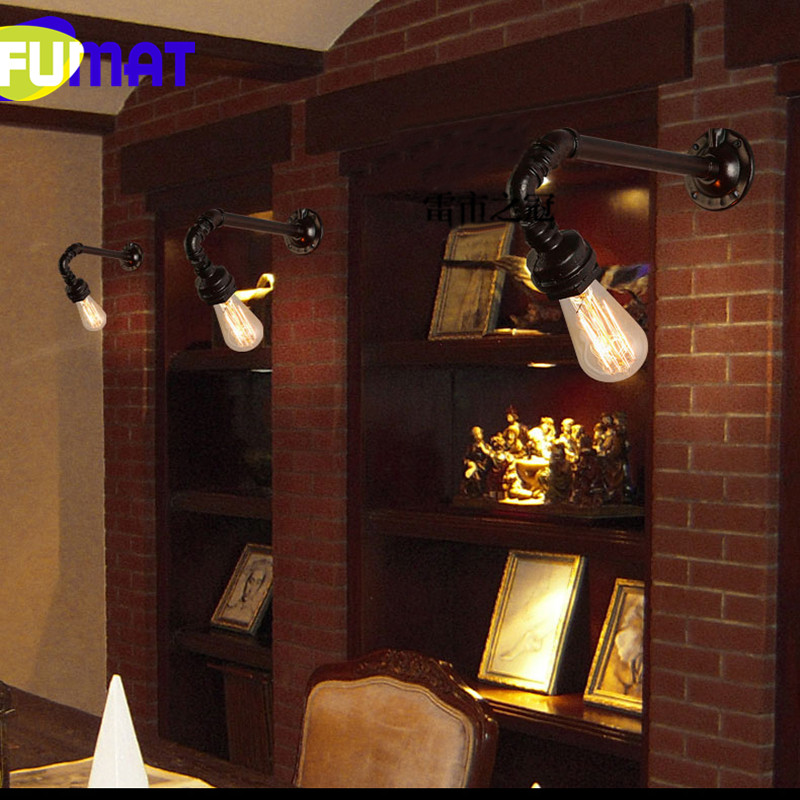 Water Pipe Wall Sconces 11