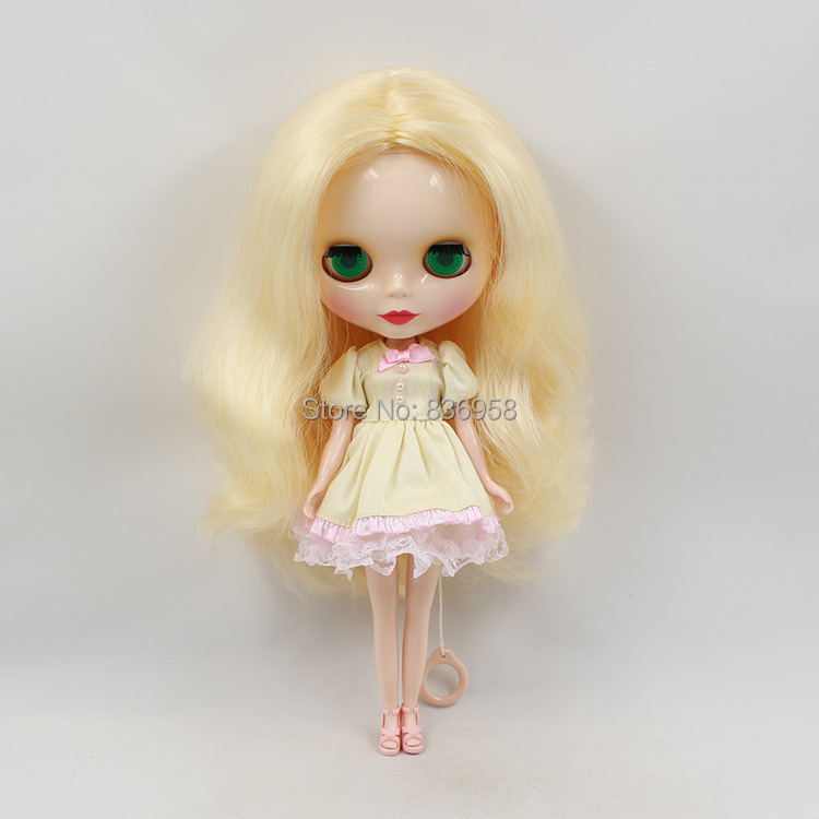 Nude Doll For Series No.230BL340313 GOLDEN HAIR nude doll for series no 2237 bronze hair