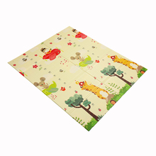 XPE Baby Mat Play 1CM Thickness Children Carpet Playmate Foldable Anti-skid kids Puzzle Game Pad toys gift