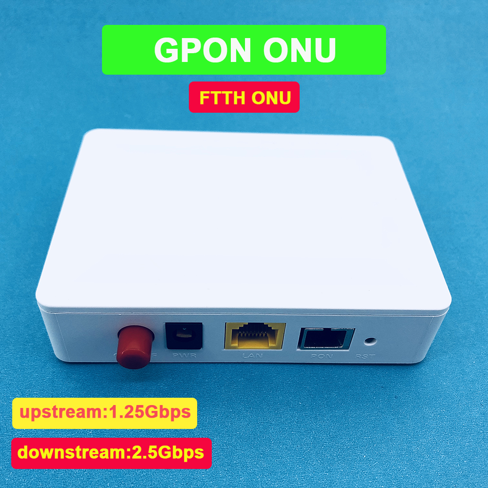 Cellphones & Telecommunications Communication Equipments Hottest Original Second-hand Used Hg8010h Epon Onu Ont Ftth Sfu Router Mode 1ge Lan Port Epon Terminal Bridge Model