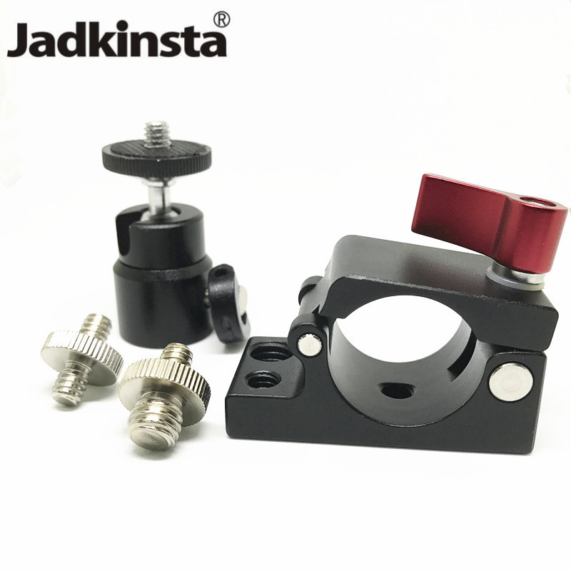 Jadkinsta 25mm Clamp Adapter For Dji Ronin MX Monitor Bracket