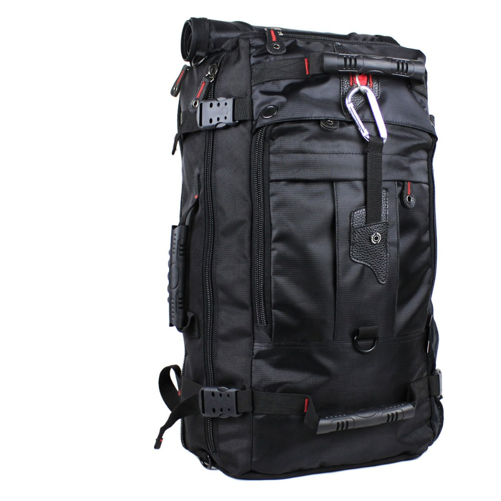 ФОТО Hot New 2014 High Quality  Double-Shoulder Backpack Men And  Women's Brand Travel Bag Large capacity Duffel Bag 3 Size 4 Colors