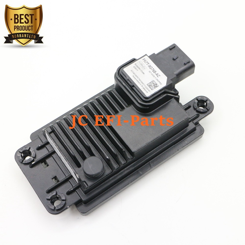 Fk7t 9g768 ac adaptive cruise module electrical chassis control module for ford