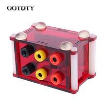 OOTDTY Высокоточный конденсатор индуктивности, резистор, LRC откалиброванный эталонный модуль коробки
