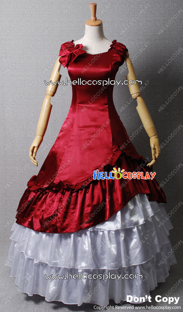 Southern Belle Cotton Evening Gown Skirt Dress 208 H008 on ... 84fa6462cf50