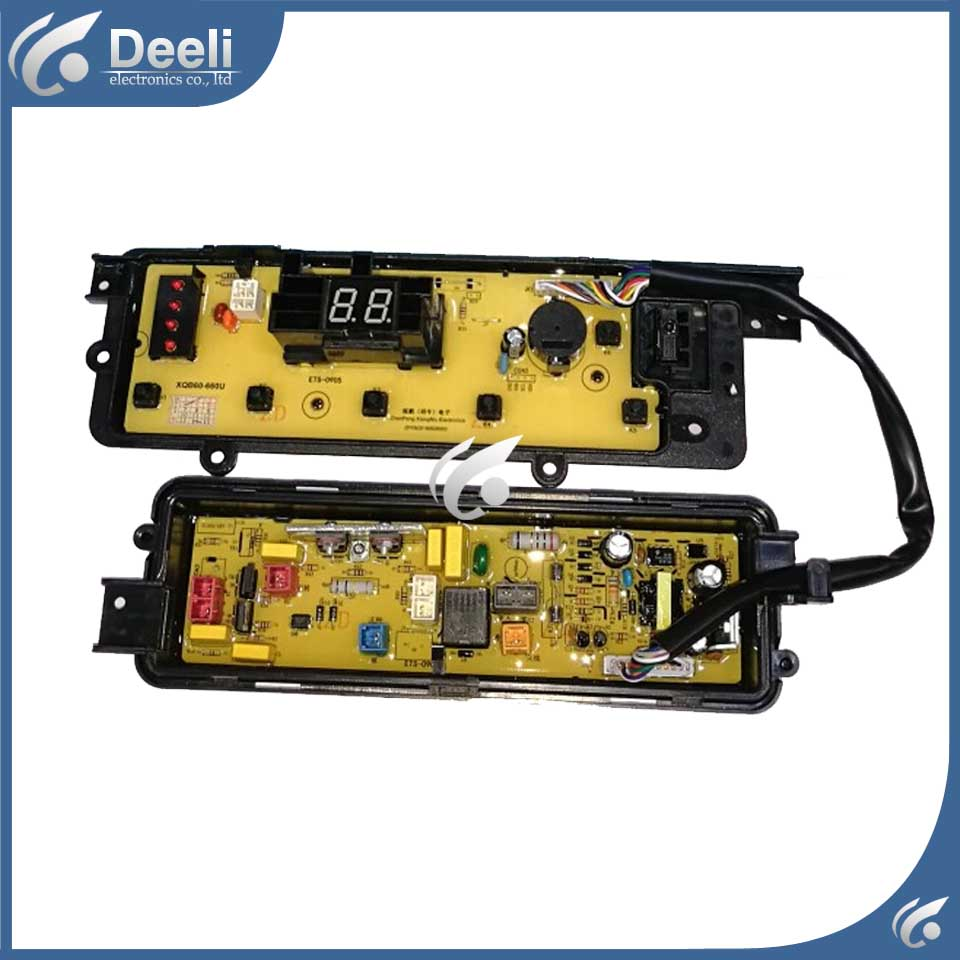 100% tested new for washing machine Computer board XQB65-Q663U XQB60-Q660U XQB65-Q661U motherboard цены онлайн