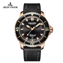 2019 New Reef Tiger/RT Dive Sport Watches with Chronograph D