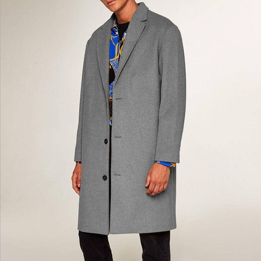 HTB1wUwMKPTpK1RjSZKPq6y3UpXab 2019 New Fashion Men's Wool Coat Winter Trench Coat Outwear Overcoat Long Sleeve Jacket Trench M-3XL