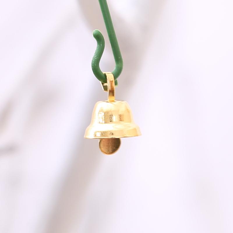 20Pcs Christmas Mini Bells Christmas Decorations for Home Decoracion Navidad Christmas Tree Decorations Christmas Ornament. Q 12