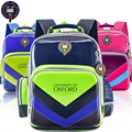 University of Oxford children student/books/orthopedic school bag backpack portfolio mochila for boys girls for class 1-4