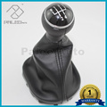 Fress Shipping For VW Caddy 2004-2015 Touran 2003 2004 2005 New 5 Speed Car Stick Gear Shift Knob Leather Boot