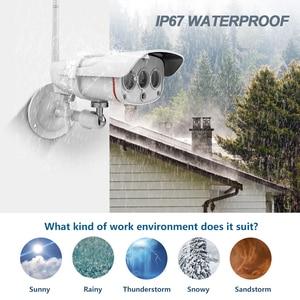 Image 2 - VStarcam C16S WiFi IP 카메라 야외 1080P 보안 카메라 방수 IR 밤 비전 모바일 비디오 감시 CCTV 카메라