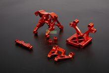 Legering CNC Voor Head Kit Fit voor 1/5 HPI ROVAN KM BAJA 5B 5 T 5SC(China)