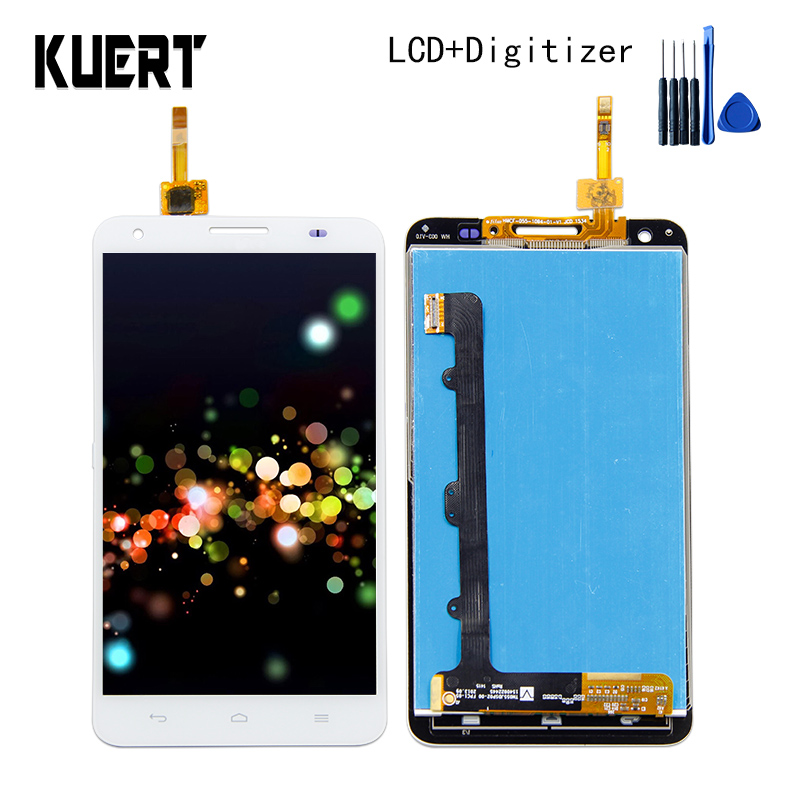 KUERT 5.5 High Quality For Huawei Honor 3X G750 Touch Screen Digitizer LCD Display Assembly Free shipping