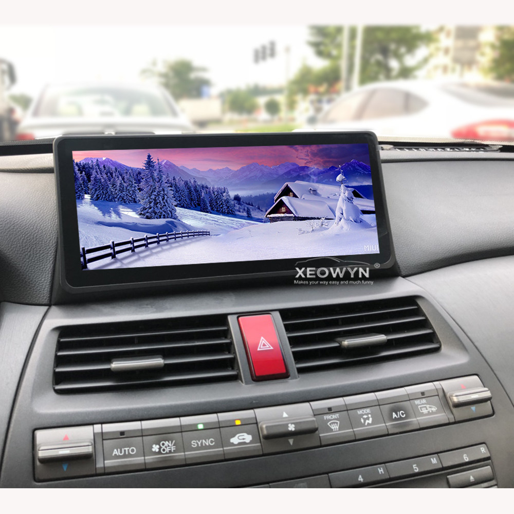 Online Shop 1025 Inch Android 60 Car Radio Player For Honda Accord 2012 Ford Focus Sync Wiring 1025inch Ram2g Navigation Gps Crosstour 8 2008