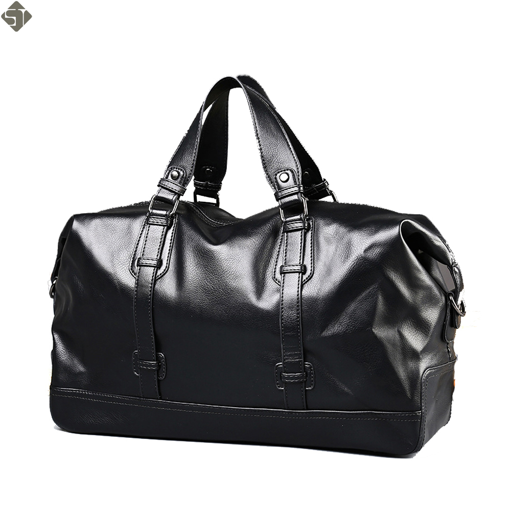 Yle Men's Travel Bags Mens Leather Big Size Shoulder Bag Famous Designer s Duffle Bag  Men Messenger Bags