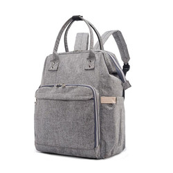 Fashion Mummy Maternity Nappy Backpack Bag 38*36*24cm,Large Capacity Mom Bag Multifunction Outdoor Travel Stroller Nursing Bag