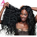 6A Brazilian Virgin Hair Body Wave Clip In Human Hair Extensions Brazilian Body Wave Clip In Hair Extensions 7Pcs 10-26""