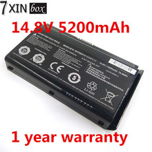 Батареи ноутбука W370bat-8 6-87-w370s-4271 Для Clevo W350et W350etq W370et Sager Np6350 Np6370 Schenker Xmg A522 A722 Серии