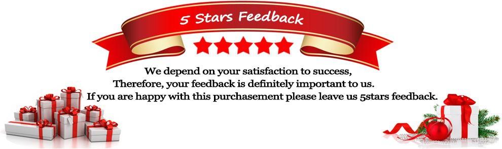 011- stars feedback