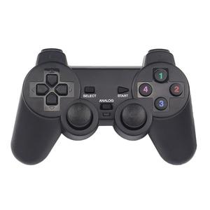 Image 3 - USB غمبد سلك Joypad أذرع التحكم في ألعاب الفيديو الرجعية عصا التحكم ل التوت بي 4 نموذج B التحديثية نيسبي الكمبيوتر MEGAPi SUPERPi